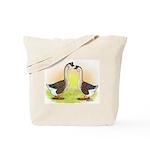 African Geese2 Tote Bag