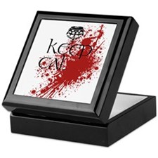 Unique Zombie calm Keepsake Box