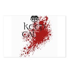 Blood Postcards (Package of 8)