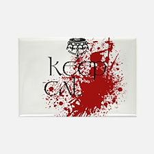 """Keep Calm"" they said... Magnets"