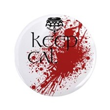 "Unique Zombie 3.5"" Button (100 pack)"