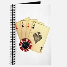 Poker - 4 Aces Journal