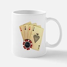 Poker - 4 Aces Mugs