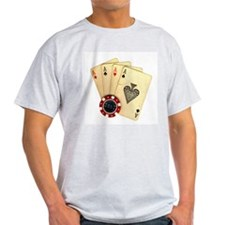 Poker - 4 Aces T-Shirt