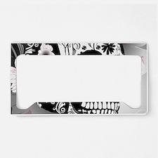 Skull License Plate Holder