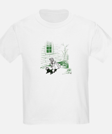 Vintage Wizard of Oz Wicked Witch is Dead T-Shirt
