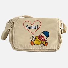 Smile ! Messenger Bag