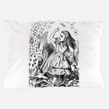 Alice Flying Cards 2.png Pillow Case