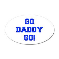 GO-DADDY-GO-FRESH-BLUE.png Wall Decal
