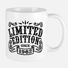 Limited Edition Since 1962 Mug