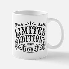 Limited Edition Since 1962 Small Small Mug