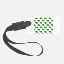 Cute Triceratops pattern Luggage Tag