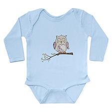 Sleeping Owl Body Suit