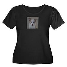 Penny watercolor Plus Size T-Shirt