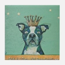 All Life Matters, Pit Bull Tile Coaster