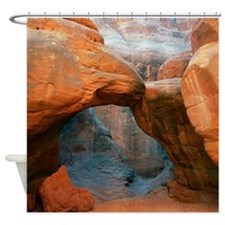 Rock Arches Shower Curtain