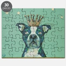 Unique Pit bull Puzzle