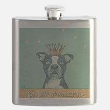 Unique Pit bull Flask