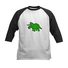 Cute Triceratops Baseball Jersey