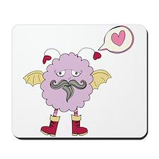 Love Monster Mousepad
