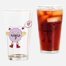Love Monster Drinking Glass