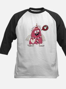 Love Monster Baseball Jersey