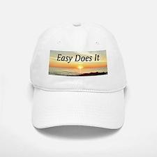 EASY DOES IT Baseball Baseball Cap