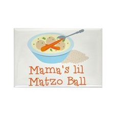 Mama's Lil Matzo Ball Magnets