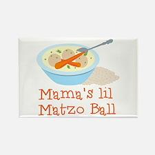 Mama's Lil Matzo Ball Magnets