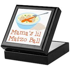 Mama's Lil Matzo Ball Keepsake Box