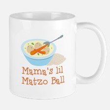Mama's Lil Matzo Ball Mugs