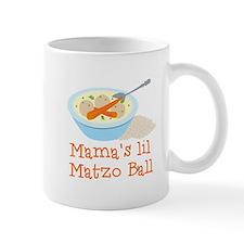 Mama's Lil Matzo Ball Mugs