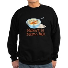 Mama's Lil Matzo Ball Sweatshirt
