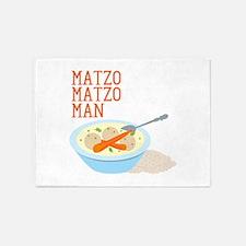 Matzo Matzo Man 5'x7'Area Rug