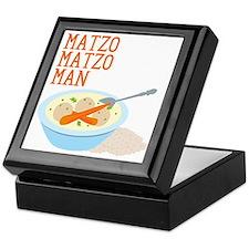 Matzo Matzo Man Keepsake Box