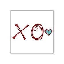 XO Love Sticker