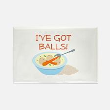 I've Got Balls! Magnets