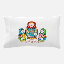 Russian Matryoshka Pillow Case