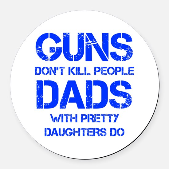 guns-dont-kill-people-PRETTY-DAUGHTERS-CAP-BLUE Ro