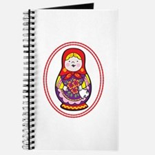Matryoshka Oval Journal