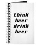 Drink Beer Think Beer Journal
