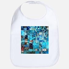 Funny Mosaic Bib