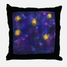 Stary Sky Throw Pillow