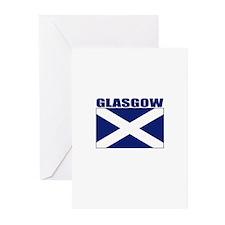 Glasgow, Scotland Greeting Cards (Pk of 10)