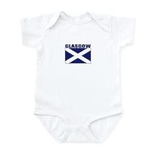 Glasgow, Scotland Infant Bodysuit