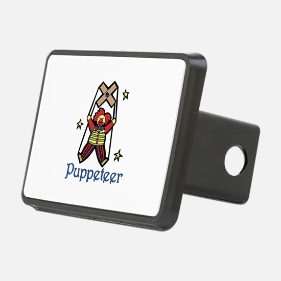 Puppeteer Hitch Cover