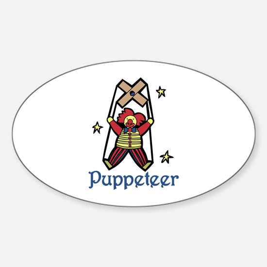 Puppeteer Decal
