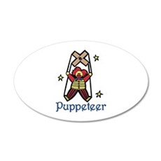 Puppeteer Wall Decal