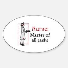 Nurse: Master All Tasks Decal