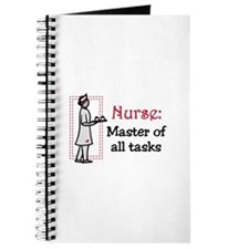 Nurse: Master All Tasks Journal